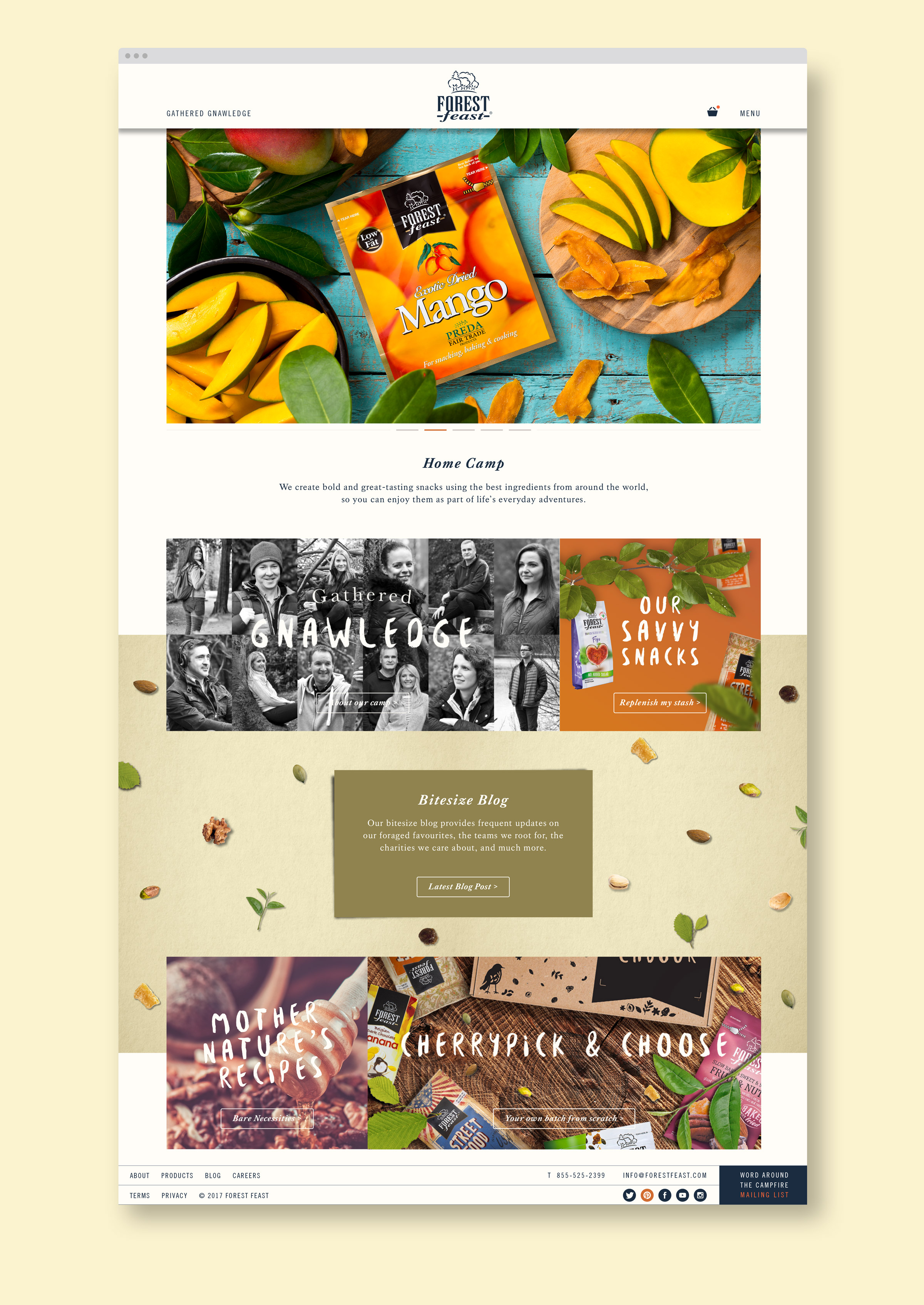 Forest Feast :: Part Two - Branding & Graphic Design Agency