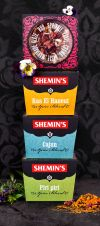 Shemins Thumbnail packaging design and brand identity by part two design