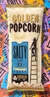 Golden Popcorn Thumbnail Salty packaging design and brand identity by part two design